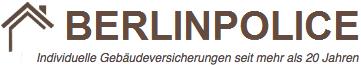 Berlinpolice.de / Logo Gebäudeversicherung